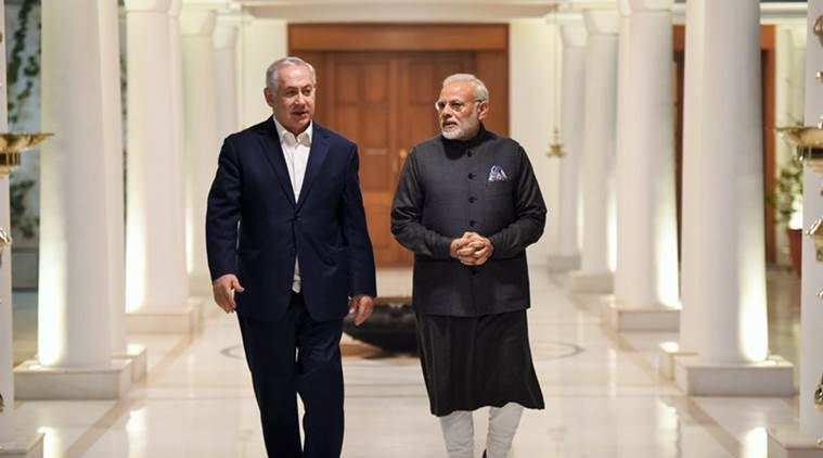Startups at India and Israel will benefit by Cyber Security Partnership