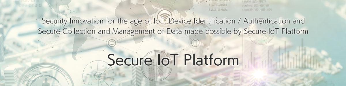 Secure IoT Platform