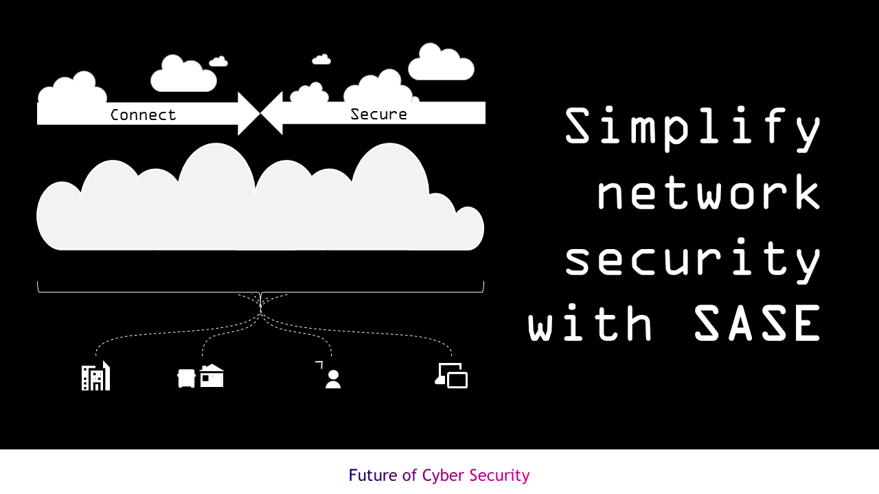 Simplify network security with SASE